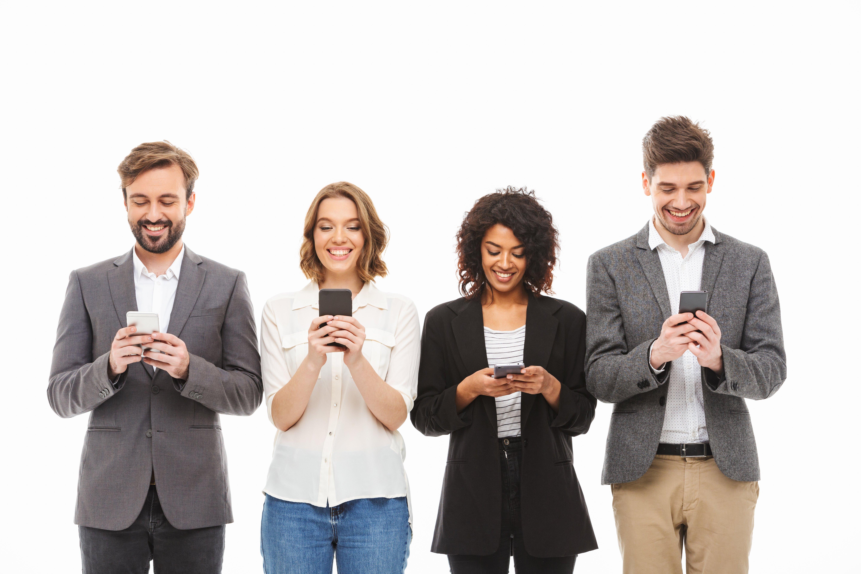 SalesVista Streamlined Inquiries on Mobile Phones Image